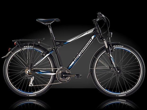 Велосипед Bergamont Vitox ATB Gent C1 2015
