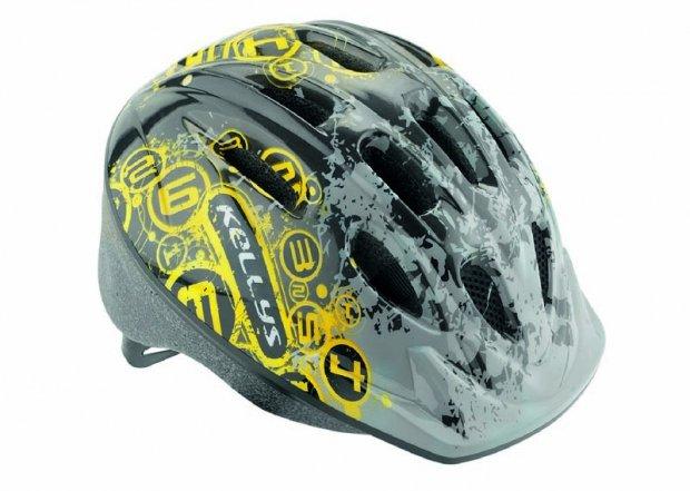 Шлем детский MARK чёрный, размер XS/S