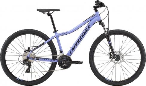 """Велосипед 27,5"""" Cannondale Foray 3 VTN фиолетовый 2018"""