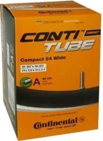 "Камера Continental Compact 24"" x 2.0-2.4 wide, 50-507 - 60-507, AV40mm"