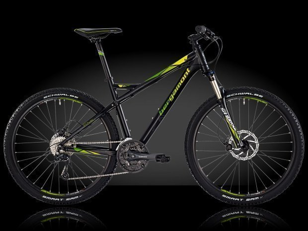 Велосипед Bergamont Roxtar 4.0 FMN 2015