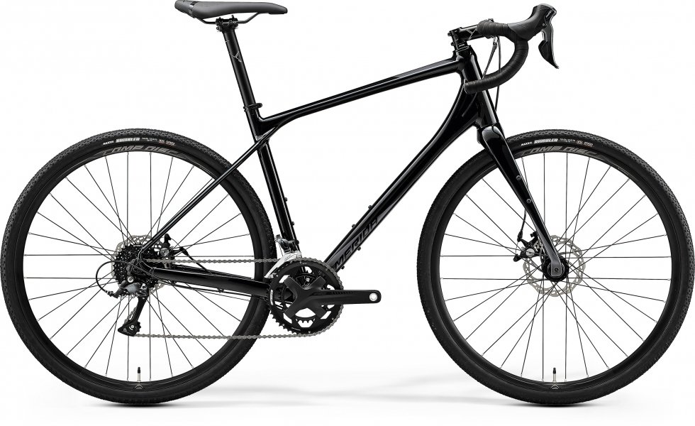 """Велосипед 28"""" Merida SILEX 200 (2020) metallic black"""