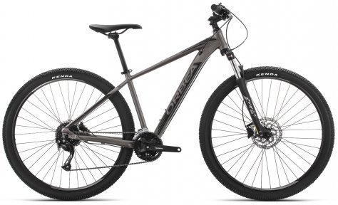 "Велосипед 27.5"" Orbea MX 40 2019 Silver - Black"