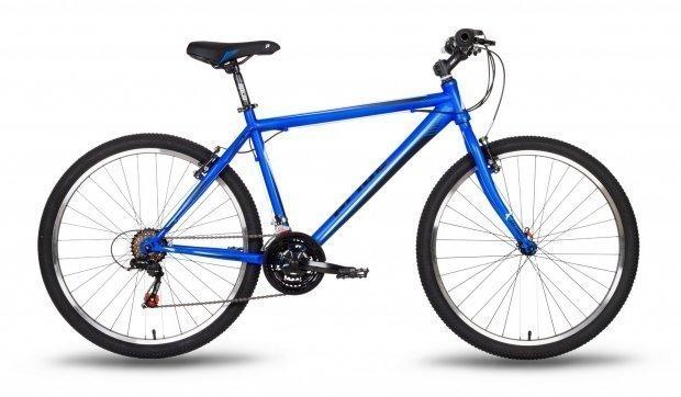 Велосипед PRIDE XC-1.0 2016 синий матовый