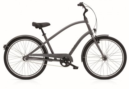 Велосипед ELECTRA Townie Original 3i Men's satin graphite
