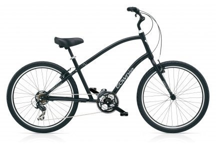 "Велосипед 26"" ELECTRA Townie Original 21D Men's Black satin"