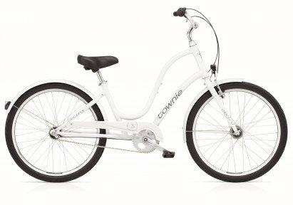 Велосипед ELECTRA Townie Original 3i Ladie white