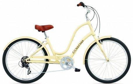 Велосипед ELECTRA Townie Original 7D Ladie vanilla