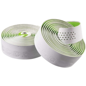Обмотка керма Cannondale Microfiber Plus white-green