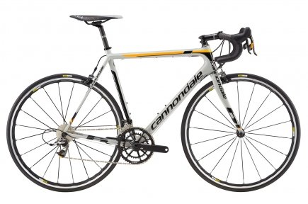 Велосипед Cannondale SuperSix EVO Carbon RED 2016