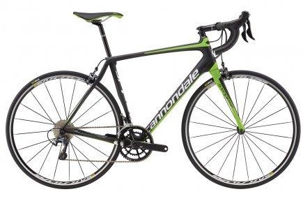Велосипед Cannondale Synapse Carbon Ultegra 3 2016 black
