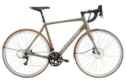 Велосипед Cannondale Synapse Disc Adventure 2016