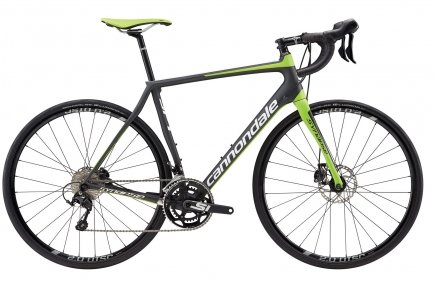 Велосипед Cannondale Synapse Carbon Disc 105 2016