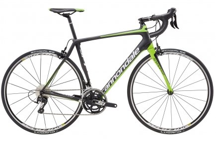 Велосипед Cannondale Synapse Carbon 105 2016 black