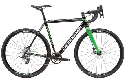 Велосипед Cannondale SuperX Hi-MOD Carbon CX1 2016