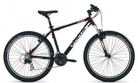 Велосипед Focus Raven Rookie 26 2014 black