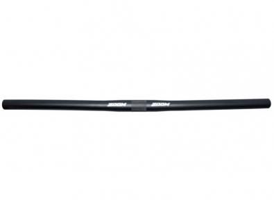Кермо ZOOM MTB-AL-110PP / EN-M 600x25.4мм підйом 0 мм відхилення 10гр алюмін. black
