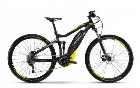 Велосипед Haibike SDURO FullNine SL 29 400Wh 2016