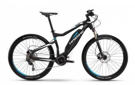 Велосипед Haibike SDURO HardSeven SL 27.5 400Wh 2016