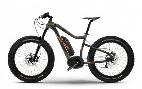 "Велосипед Haibike XDURO FatSix 26"" 400Wh 2016"