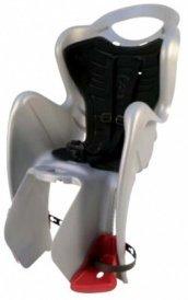Кресло BELLELLI MR FOX Relax  детское до 22кг (серый с черным)