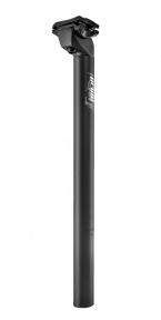 Подседельная труба PRIDE 31,6x350mm, offset 21mm, черная
