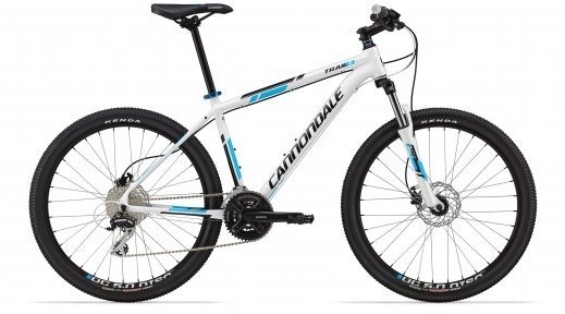 Cannondale Trail 6 Promax гидравл. XL 2014 белый