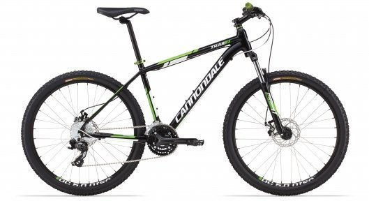 Cannondale Trail 7 Novela механ. диск 2014 черн.
