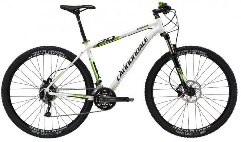 "Велосипед Cannondale Trail 4 29"" 2015 white"