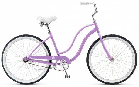 Велосипед Schwinn Cruiser One Women 2015 lavender