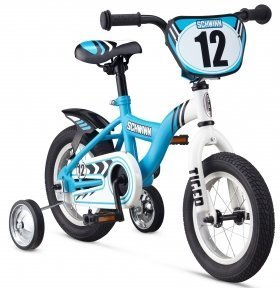 Schwinn Tiger Boys 2014 blue
