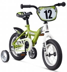 Schwinn Tiger Boys 2014 green