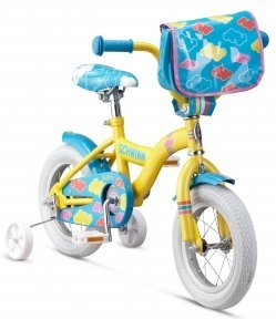 Schwinn Tigress Girls 2014 yellow