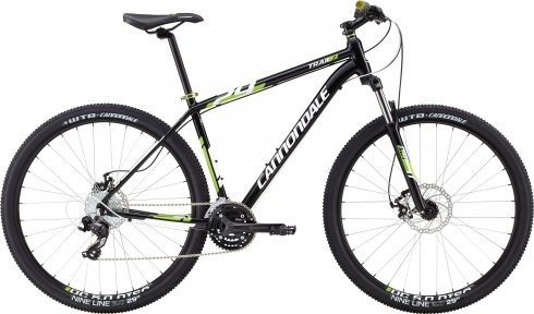 "Велосипед Cannondale Trail 7 29"" 2015 black"