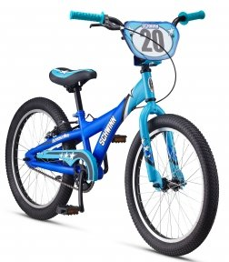 Велосипед Schwinn Aerostar Boys 2014 blue