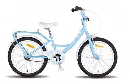 Велосипед PRIDE SANDY 2014 сине-белый