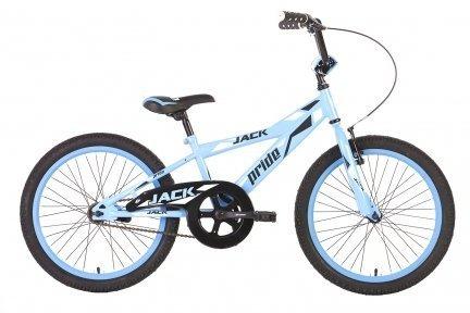 Велосипед PRIDE JACK 2015 сине-белый