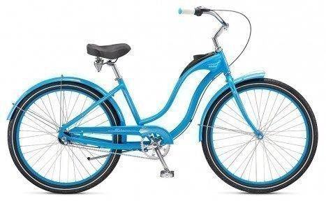 Велосипед Schwinn DEBUTANTE 2016 blue