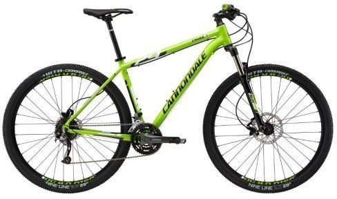 "Велосипед Cannondale Trail 4 29"" 2015 green"