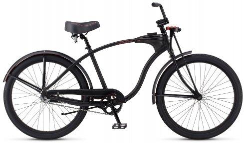 Велосипед Schwinn Super Deluxe 2014 ano black