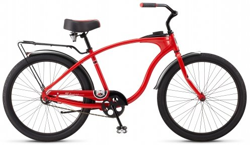 Schwinn MARK V 2014 man red