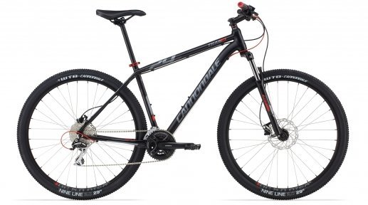 "Велосипед Cannondale Trail 6 29"" 2015 black"