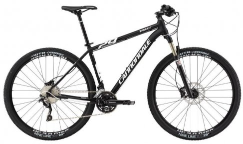 "Велосипед Cannondale Trail 2 29"" 2015 matt black"