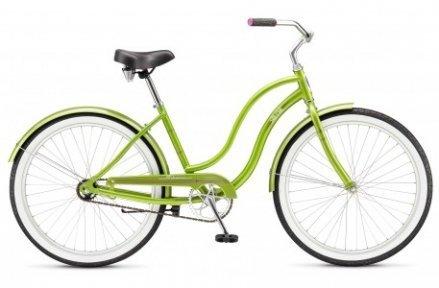 Велосипед Schwinn Slik Chik Women 2015 green