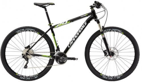 "Велосипед Cannondale Trail 1 29"" 2015 black"