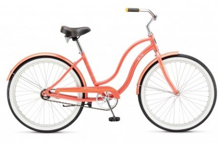 Велосипед Schwinn Slik Chik Women 2015 coral