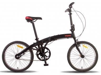 Велосипед PRIDE MINI 3sp 2015 черный матовый