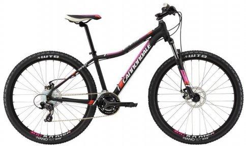 """Велосипед Cannondale Tango 7 Feminine 27,5"""" 2015 black"""
