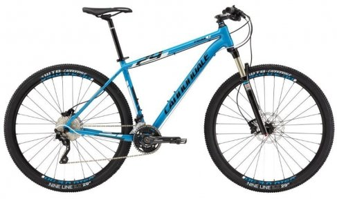 "Велосипед Cannondale Trail 1 29"" 2015 blue"