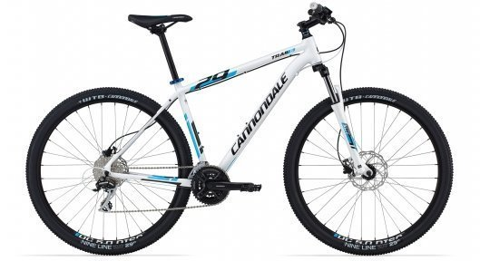 "Велосипед Cannondale Trail 6 29"" 2015 white"